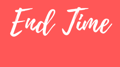 Introduction: Part of the End Time Series